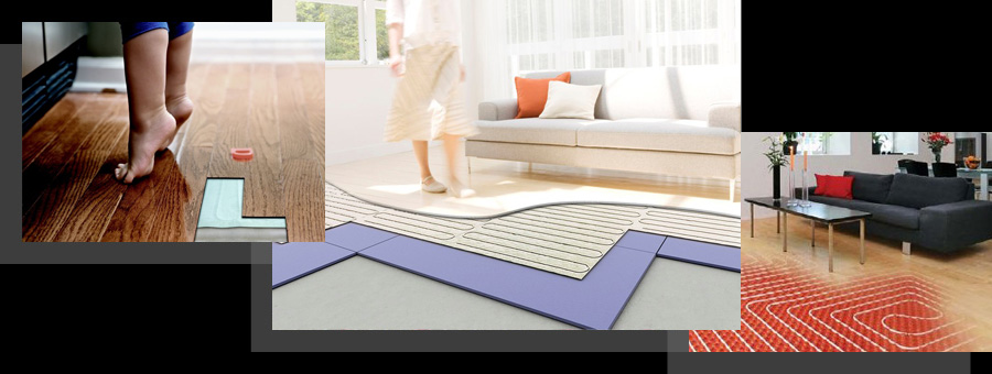 Fusion Floors Underfloor Heating Laminate Floors Underfloor